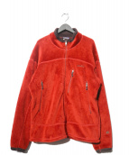 Patagonia(パタゴニア)の古着「R4ジャケット」|レッド