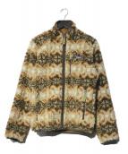 Patagonia(パタゴニア)の古着「ボアジャケット」|ブラウン