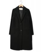 RAY BEAMS(レイビームス)の古着「チェスターコート」|ブラック