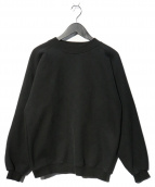 yuki ueda(ユウキウエダ)の古着「スウェット」 ブラック