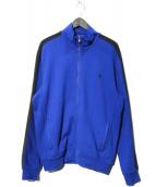 POLO RALPH LAUREN(ポロ・ラルフローレン)の古着「スウェットジップジャケット」|ネイビー