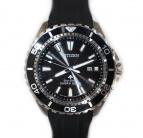 CITIZEN(シチズン)の古着「PROMASTERエコドライブ 腕時計」|ブラック