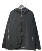THE NORTH FACE(ザ ノース フェイス)の古着「GADGET HANGAR HOODIE ジャケット」 ブラック