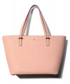 Kate Spade(ケイトスペード)の古着「トートバッグ」 ピンク