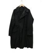 TEATORA(テアトラ)の古着「DEVICE COAT PACKABLE コート」|ブラック