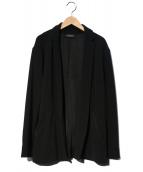 BY MALENE BIRGER(バイマレーネビルガー)の古着「カーディガンボニア ジャケット」|ブラック