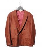 MAISON EUREKA(メゾン エウレカ)の古着「ダディーズブレザー ジャケット」|ブラウン
