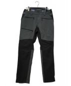 HAGLOFS(ホグロフス)の古着「Rugged Flex Pant パンツ」|グレー
