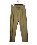 MONITALY(モニタリー)の古着「パンツ」|ベージュ
