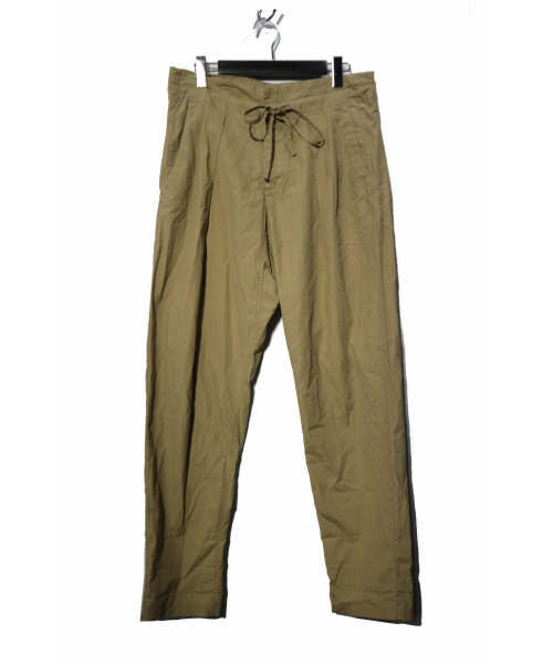 MONITALY(モニタリー)MONITALY (モニタリー) パンツ ベージュ サイズ:Sの古着・服飾アイテム