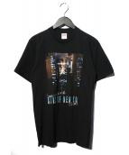 Supreme(シュプリーム)の古着「Christopher Walken TEE Tシャツ」|ブラック