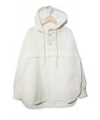 FRAMeWORK(フレームワーク)の古着「20SS アノラックプルオーバー」|ホワイト