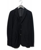GIORGIO ARMANI(ジョルジオアルマーニ)の古着「3Bジャケット」|ネイビー