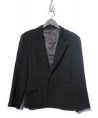 Ys(ワイズ)の古着「ウールジャケット」 ブラック