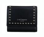 J&M DAVIDSON(ジェイエムデビッドソン)の古着「別注TWO FOLD WALLET 3つ折り財布」|ブラック