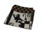 FENDI(フェンディ)の古着「シルクスカーフ」|ブラウン