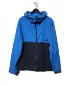THE NORTH FACE(ザノースフェイス)の古着「Compact Jacket コンパクトジャケット」|ブルー