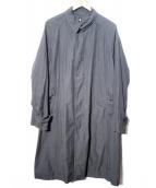 KAPTAIN SUNSHINE(キャプテン サンシャイン)の古着「Traveller Coat トラベラーコート」|ネイビー
