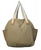 Hender Scheme(エンダースキマー)の古着「functional tote bag トートバッグ」 ベージュ