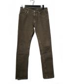 PT05(ピーティーゼロチンクエ)の古着「SWING 5Pスリムフィットデニムパンツ」|ブラウン