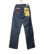 Wrangler(ラングラ)の古着「 [古着]70's 13MWZ ヴィンテージ デニムパンツ」|インディゴ