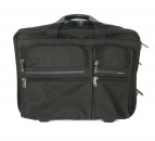 TUMI(トゥミ)の古着「ALPHA キャリーケース バッグ」|ブラック