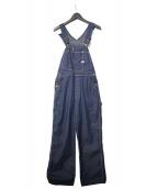 LEE(リー)の古着「[古着] 80'Sデニムオーバーオール」|インディゴ