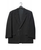 COMME des GARCONS HOMME(コムデギャルソンオム)の古着「2B テーラードジャケット」 チャコールグレー