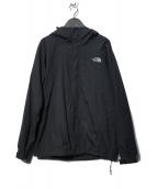 THE NORTH FACE(ザノースフェイス)の古着「Scoop Jacket スクープジャケット」 ブラック