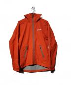 Berghaus(バーグハウス)の古着「Deluge Pro Shell Jacket ジャケット」|オレンジ