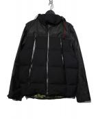 narifuri(ナリフリ)の古着「19AW 2WAYサイクルダウンジャケット」|ブラック