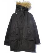 SPIEWAK(スピワック)の古着「90s N-3Bタイプコート」|ブラック