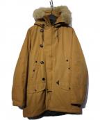 SPIEWAK(スピワック)の古着「N-3Bタイプコート」|ブラウン