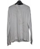 AURALEE(オーラリー)の古着「SEAMLESS L/S TEE Tシャツ」|ホワイト