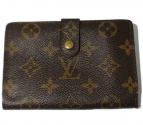 LOUIS VUITTON(ルイ・ヴィトン)の古着「モノグラム ポルトフォイユヴィエノワ 財布」|ブラウン