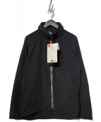 MILLET(ミレー)の古着「FORCLAZ JKT ジャケット」|ブラック