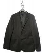 junhashimoto(ジュンハシモト)の古着「EASY SINGLE JACKET ジャケット」|ブラック