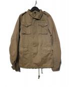 wjk(ダブルジェイケイ)の古着「M66フィールドジャケット」|カーキ