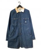LEE(リー)の古着「デニムワークコート」|インディゴ
