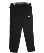 CARHARTT WIP(カーハート ダブリューアイピー)の古着「BEAUFORT SWEAT PANTS パンツ」 ブラック