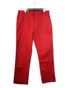 Supreme(シュプリーム)の古着「20SS Work Pant ワークパンツ」|レッド