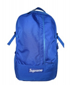 SUPREME(シュプリーム)の古着「18SS Backpack バックパック リュック」|ブルー
