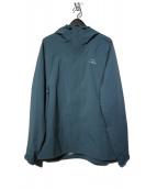 L.L.Bean(エルエルビーン)の古着「Cresta Stretch Rain Jacket」|ストームブルー