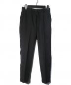 MR.OLIVE(ミスターオリーブ)の古着「STA-PREST TAPERED パンツ」|ブラック