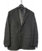 POLO RALPH LAUREN(ポロラルフローレン)の古着「ウールテーラードジャケット」 グレー