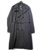 US NAVY(ユーエスネイビー)の古着「[古着]ライナー付オールウェザーコート」|ネイビー