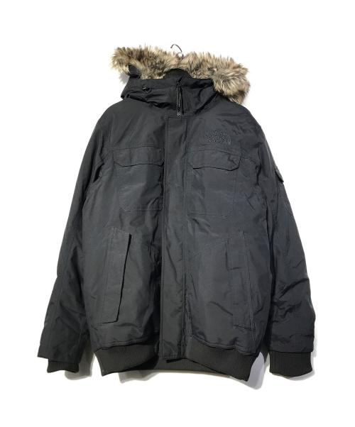 THE NORTH FACE(ザ ノース フェイス)THE NORTH FACE (ザノースフェイス) GOTHAM JACKET ゴッサムジャケット ブラック サイズ:L ダウンジャケットの古着・服飾アイテム