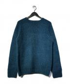 INVERALLAN(インバーアラン)の古着「ウールニット」|ブルー