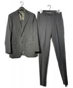 ()の古着「ウール2Bセットアップスーツ」 グレー