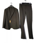 ()の古着「トリクシオン パッカブル2Bシングル スーツ」 ブラウン